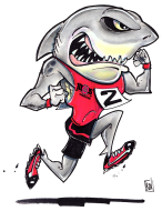Shark Shuffle 5k and Fun Run