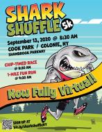 Shark Shuffle 5k and Fun Run