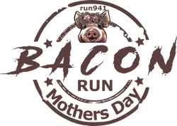 Bacon Run Mothers Day Edition