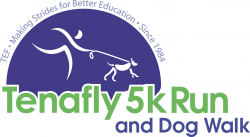 TEF Tenafly 5K Run and Dog Walk