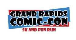Grand Rapids Comic Con 5K and Fun Run