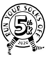 Run Your Socks Off 5K
