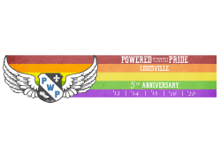 POWERED WITH PRIDE MILE