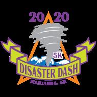 Disaster Dash 5k Run & 1 Mile Fun Run/Walk - Virtual Event