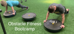 OTA FIT (Obstacle Fitness)