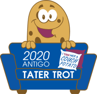 Antigo Tater Trot Virtual Race