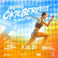 Irving Oktoberfest 5-Mile/5k