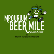 MPourium Beer Mile Presented by Fleet Feet