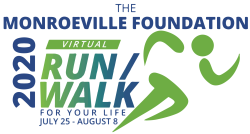 Monroeville CommUNITY Virtual 5k Run for Your Life