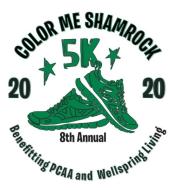 Color Me Shamrock 5k