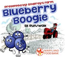 Godfrey's Farm Blueberry Boogie 5K Run/Walk