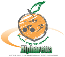 Peach Kids Triathlon