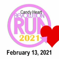 Revolution Run - Candy Heart Run