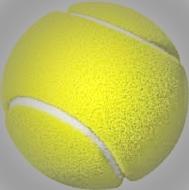 Tennis Baseball - glove optional