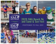 SMA Beach 5K and Sand & Sun Fest (f/k/a BEACH House 5K)