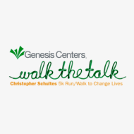 Genesis Centers: Walk the Talk, the Christopher Schultes 5K Run for Recovery
