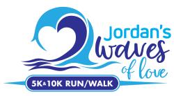 Jordan's Waves of Love 5/10K Run/Walk