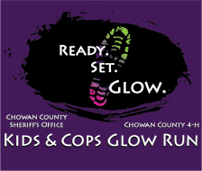 Kids & Cops Glow Run