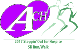 Steppin' Out for Hospice 5K Run/Walk