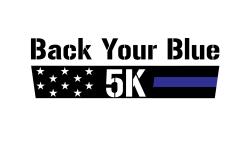 Back Your Blue 5K