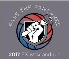 Pass the Pancakes 5K and Fun Walk