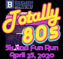 Totally 80s 5K & Fun Run