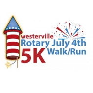 Westerville Rotary July 4th 5k Walk/Run- Cancelled
