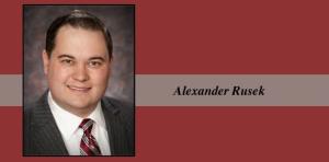 Alexander S. Rusek