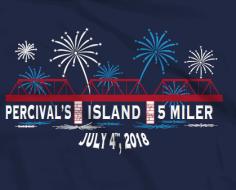 Percival's Island Firecracker 5 Mile Race