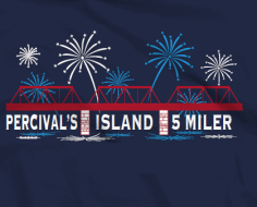 Percival's Island Firecracker 5 Mile Race