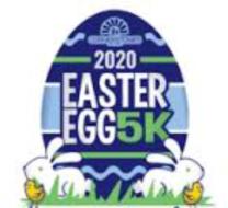 Easter Egg 5k Virtual Race