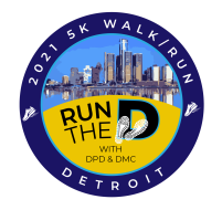 Run the D with DPD & DMC - Sponsored by the Detroit Public Safety Foundation, a 501c3