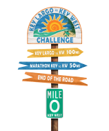 Key Largo to Key West Challenge Logo