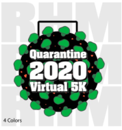 Quarantine 2020 Virtual 5K