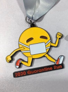 Quarantine Run 2020 virtual 5k/10k