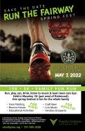 Run the Fairway, Magnolia Green Golf Club