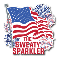 The Sweaty Sparkler Virtual 5k
