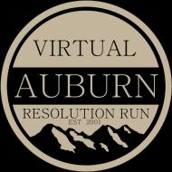 Auburn Resolution Run - Medal A - U - B