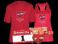'VALENTINE'S DAY 5K/10K/13.1' VIRTUAL COUPLES RUN
