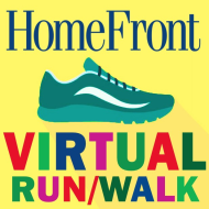 HomeFront's VIRTUAL Run/Walk for Hope - 10K / 5K / 1 Mile / Dog Walk