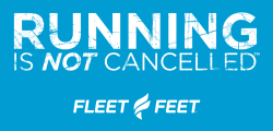 RUNNING IS NOT CANCELLED - Virtual 5k, 10k, 13.1 & 26.2