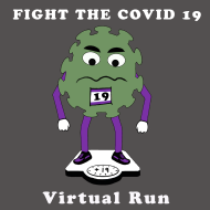 Fight the Covid 19 Virtual Run
