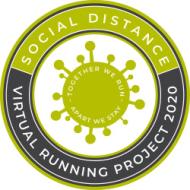 Social Distance Virtual Running Project - MHK