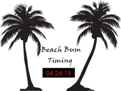 Beach Bum Timing's Helping Hands Virtual 5K
