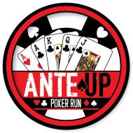 Ante Up Poker Run Challenge
