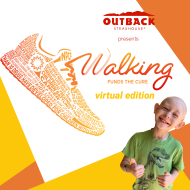 Walking Funds The Cure - Virtual Edition Presented by Outback Steakhouse