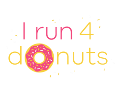 I Run 4 Donuts Virtual Run