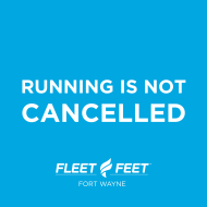 Running Is Not Cancelled