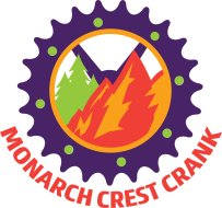 Monarch Crest Crank Logo
