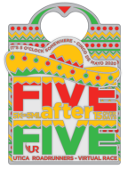 FIVE after FIVE - The Virtual Running/Walking Challenge!